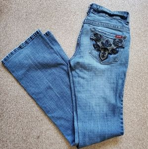 🌵MAKERS OF TRUE ORIGINALS Low Rise Flared Jeans